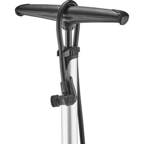 Red Cycling Products Big Air One Alu Vloerpomp, silver/black